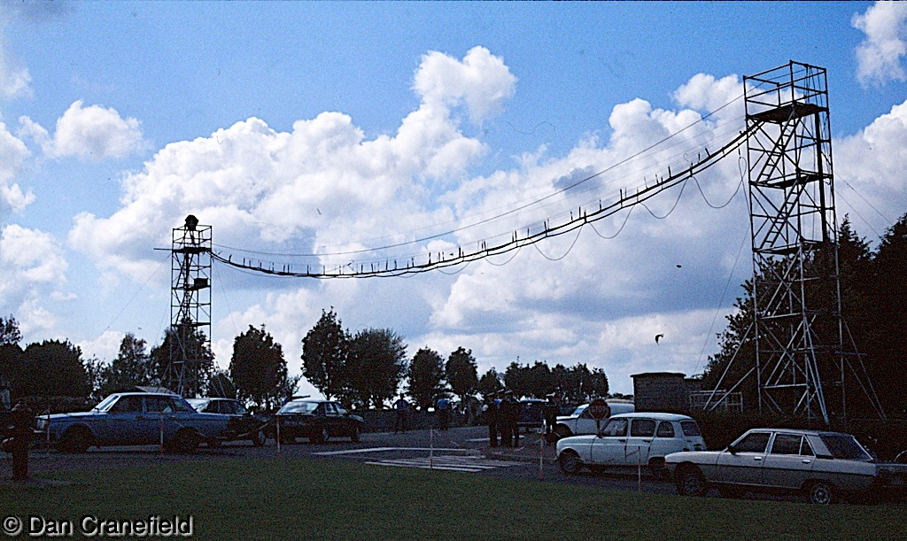 1984-Bayeux-Scaffolding-for-cables