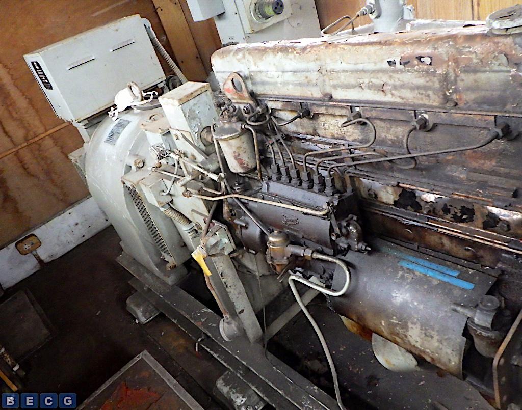 NGF728-generator